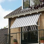 Uitvalscherm Luxaflex outdoor®